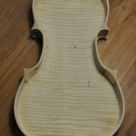 Neubau eines Streichinstruments (Geigenbau Goes, Stuttgart)